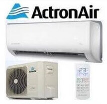 reverse cycle air conditioning actron air wall split