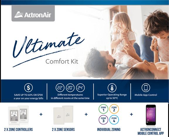 Actron Air Esp Ultima  comfort specials